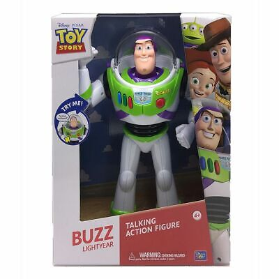 """NEW Toy Story: Buzz Lightyear 12"""" Talking Action Figure"""