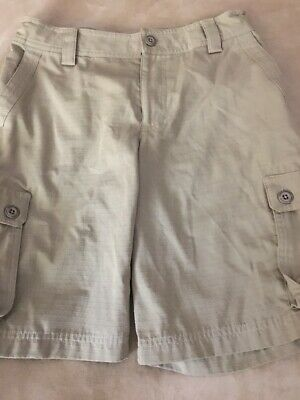 UNDER ARMOUR BOYS CARGO SHORTS SIZE YLG L NWT $44.99