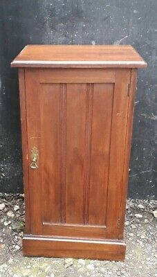 Antique pot cupboard