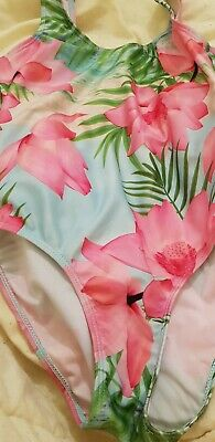 Lovely Girls miss evie Swimming Costume Age 7-8 Years