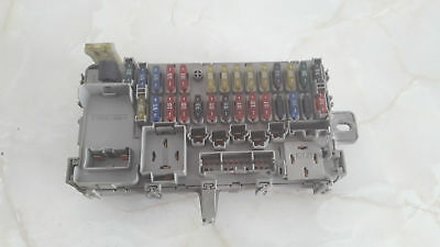 Rover 45 200;Mg;Zs Fuse Box Yqe103680