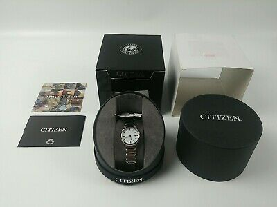 Citizen Eco-Drive Women's 'Sport' Quartz Stainless Steel Casual Watch Silver