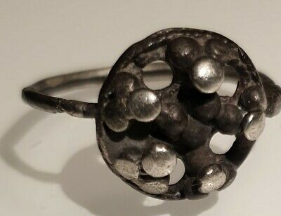 Ancient Celtic Silver Ring