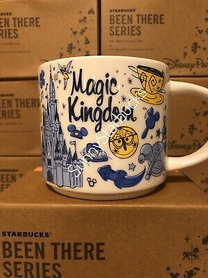 Starbucks Magic Kingdom Been There Mug - Disney Parks