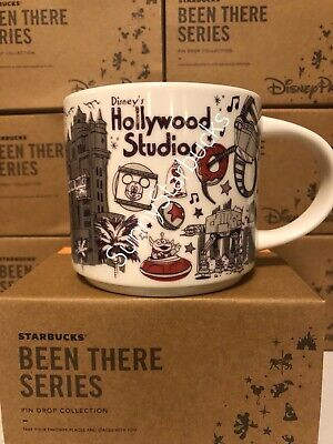 Starbucks Hollywood Studios Been There mugs - Disney Parks ANNIVERSARY SALE