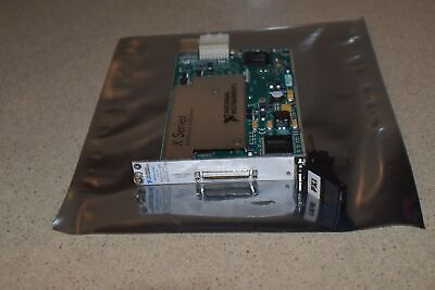 ^^ National Instruments X Series Multifunction Daq Device Pxie-6361 (Bb1)