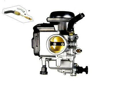 New Carburetor Carb For Honda ATV FOURTRAX TRX300 1988-2000 TRX300FW 4X4 1993-00