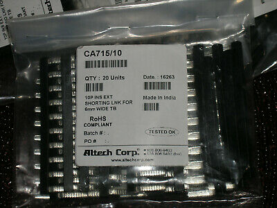 10-pack Altech CA715 /10
