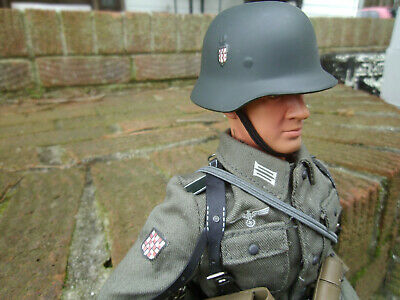 b401a92b2 1/6 DRAGON WWII Romanian Infantry Rifleman Kitbash German Soviet ...