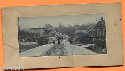 Austro-Hungary, 3 Early 20th Century Cabinet Card Views of Countryside