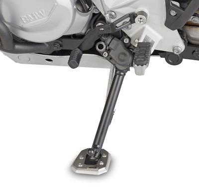 BMW F750GS 2019 SIDE STAND WIDE SUPPORT FOOT alu/inox F 750 GS 18-19 GIVI ES5127
