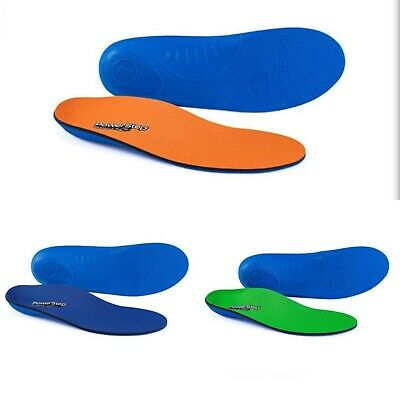 Powerstep Pinnacle Full Length Arch Support Orthotic Insole