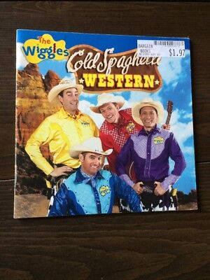 NEW - Cold Spaghetti Western: The Wiggles