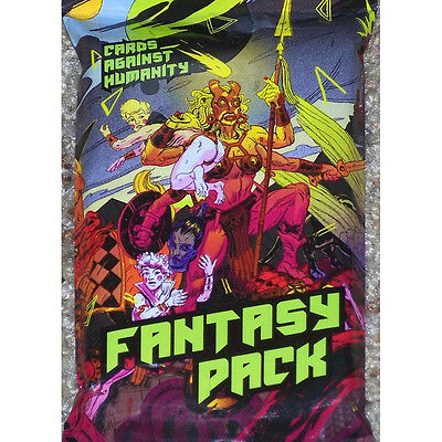 Cards Against Humanity: Fantasy Pack Board game
