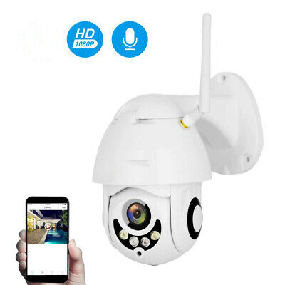 HD Outdoor Security Camera 1080P WiFi IP Camera FREDI Waterproof Camera PTZ CCTV