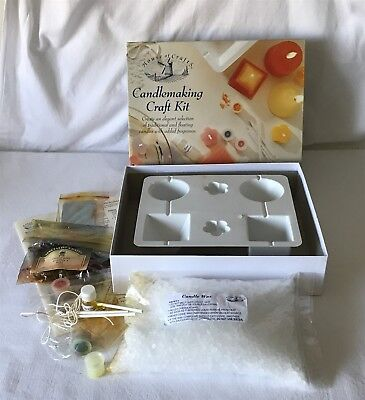 Lightly Used House of Crafts CANDLEMAKING CRAFT KIT HC140 - No Bulb Pipette