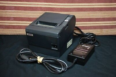EPSON TM-T88IIIP Direct Thermal Receipt Printer M129C Parallel