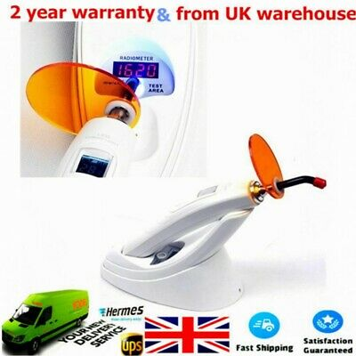 Dental LED Wireless Curing Cordless Cure Light Lamp 1800mw 5W High Quality