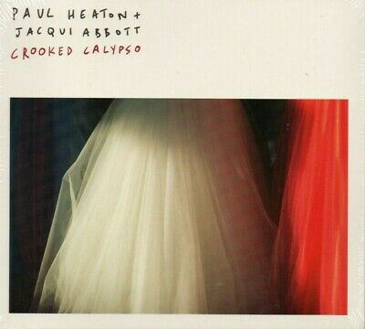 Paul Heaton + Jacqui Abbott - Crooked Calypso    *New & Sealed Cd Album*