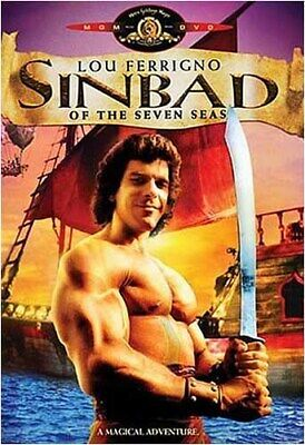 Sinbad Of The Seven Seas Nuevo DVD