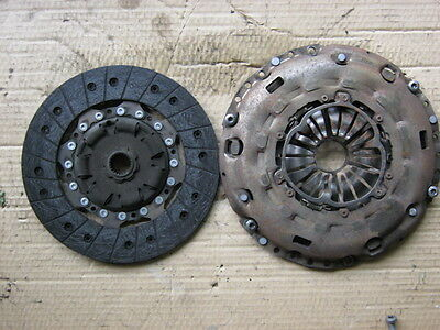 Ford Galaxy 2.0 Tdci 2 Piece Clutch 2006 Onwards