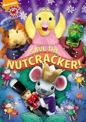 Wonder Pets Save The Schiaccianoci Nuovo DVD