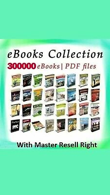 300000+ eBooksPackage Collection   Pdf Format   With Master ResellRights
