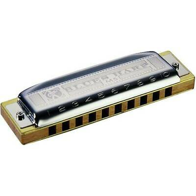 Armonica A Bocca Hohner Blues Harp Ms G (5/t)