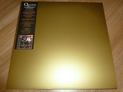 Queen 'Houston We Have No Problem' Test Pressing Vinyl | BRAND NEW not sealed