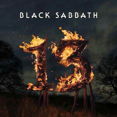 Black Sabbath - 13 (2 Disc, Deluxe Edition) CD NEW