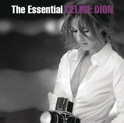 Celine Dion - The Essential Celine Dion (2 Disc) CD NEW