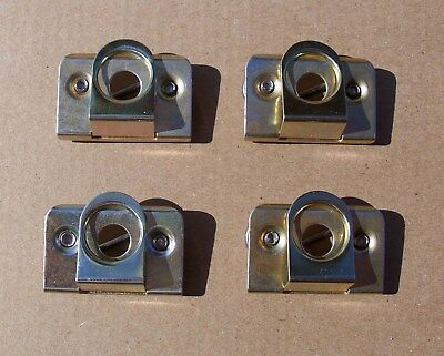 Saddlebag Bail-Head Fastener Receptacle Repl TOURING AND SOFTAILS #50-8246