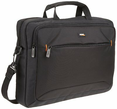 AmazonBasics 15.6-Inch Laptop and Tablet Bag and AmazonBasics Wireless Mouse wit