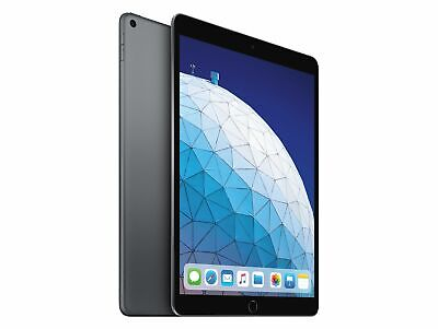 Apple iPad Air mit WiFi, 256 GB, 2019, space grau