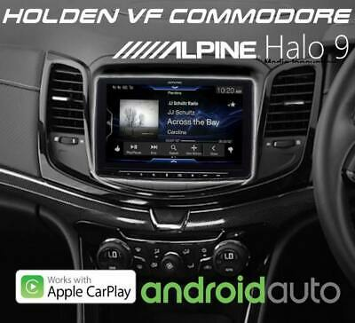 KENWOOD APPLE CAR Play Android Auto kit for Holden VF