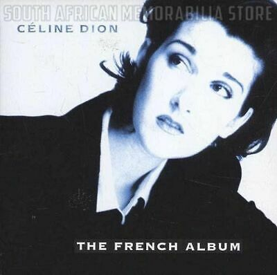 CELINE DION - French Album - South African CD CDCOL4021 *NEW*