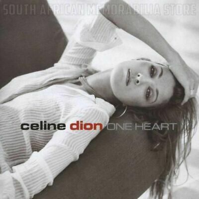 CELINE DION - One Heart - South African CD CDCOL6634 *NEW*