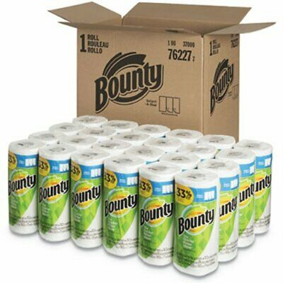 Bounty Select-a-Size Kitchen Paper Towels, 2-Ply, 24 Rolls (PGC76227)