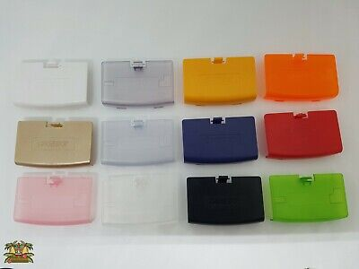 Cache pile Gameboy Advance GBA Cover batterie remplacement les moins cher !
