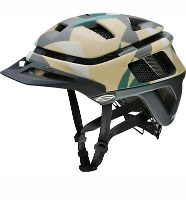 Casco Smith forefront, talla s
