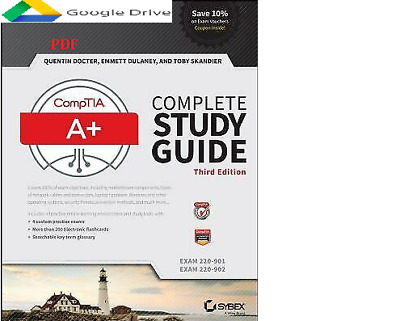 Comptia A+ Complete Study Guide Exams Exams 220-901 and 220-902 PDF