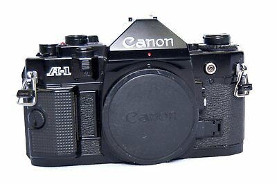 CANON A1 135 SLR body  VERY CLEAN IN EXCELLENT WORKING CONDITION
