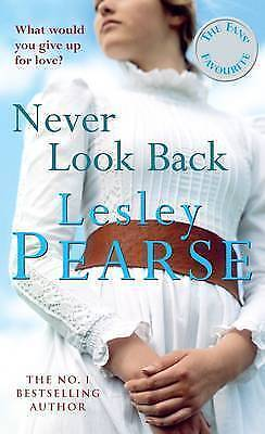 Never Look Back, Pearse, Lesley, Very Good Book