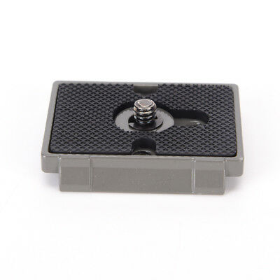 Camera Tripod Quick Release QR Plate for Manfrotto 200PL-14 496 486 804 RC2 BP