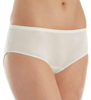 Shadowline Nylon Hipster Panty with Covered Elastic - 11032