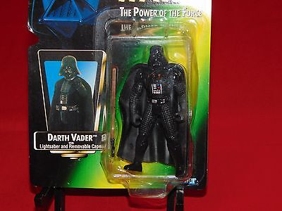 Starwars Darth Vader Wiht Lightsaber And Removable Cape 1997