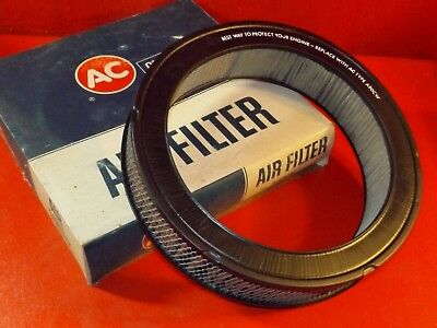 NOS GM 1959-1967 Oldsmobile V8 AC Delco air cleaner filter element 6422327 A90CW