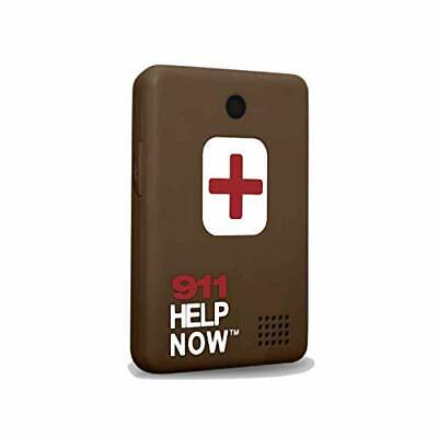 911 Help Now Emergency Communicator Speakerphone Pendant with No Monthly Fees