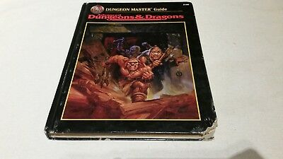 Advanced Dungeons and Dragons: The Dungeon Master's Guide 2160