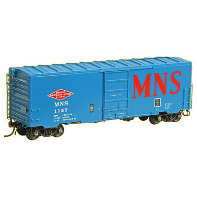 Kadee #4531 Minneapolis Northfield & Southern 40' PS-1 BoxCar 6' Door : HO Scale